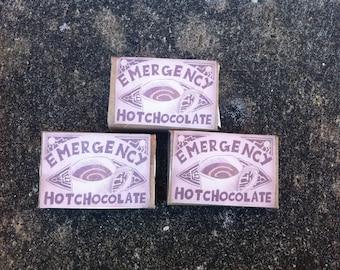 Emergency Hot Chocolate - Set of 3