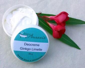 Deodorant Creme Fresh Flowers