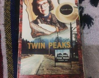 des années 1990 OG Twin Peaks VHS épisode 005