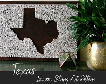String art pattern nativity scene string art diy manger texas string art pattern and instructions string art template state string art state solutioingenieria Images