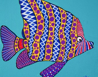 Reef Fish #1