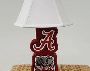 Alabama Lamp
