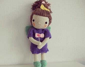 Crochet Doll - Fairy