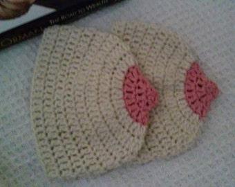 Crocheted Boobie Beanie
