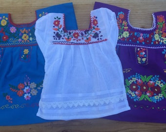 ON SALE BUNDLE Mexican baby dresses size 3-9 months