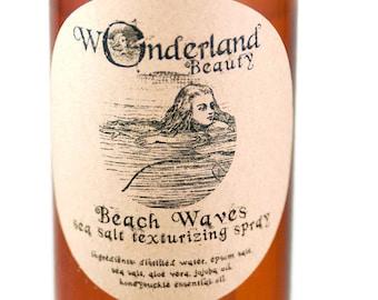 Salt Hair Spray, All Natural Sea Salt Beach Waves, Texturizing Hair Spray, Curl Enhancer, Texturizing Spray,  Texturizing Salt Spray