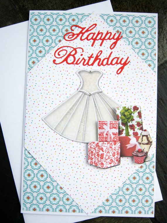 Teen birthday card happy birthday birthday celebration for like this item bookmarktalkfo Gallery
