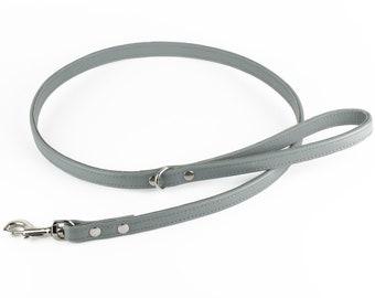 Handmade Soft Leather Dog Lead / Dog Leash