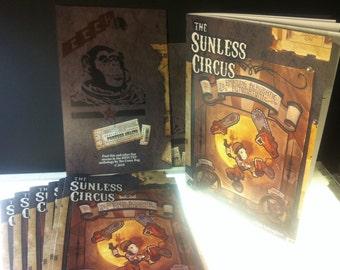 The Sunless Circus comic