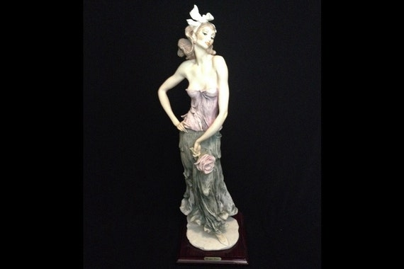 FREE SHIPPING-Fabulous-Made In Italy-Giuseppe Armani-648-C-Alessandra-79/5000-Sculpture