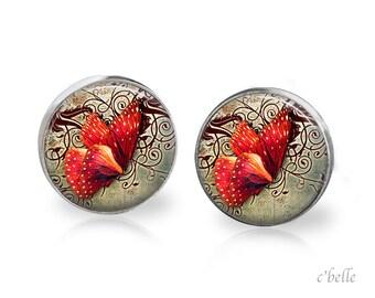 Earrings Butterflies 20