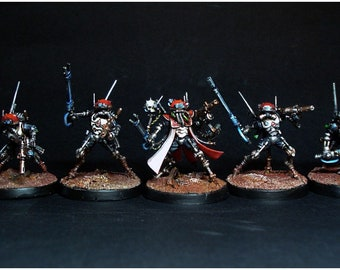 warhammer 40k Adeptus Mechanicus Sicarian Infiltrators