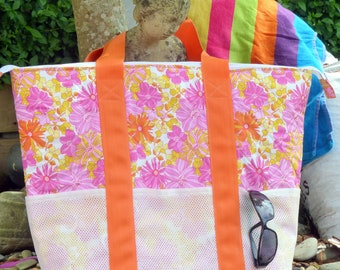 PDF Pattern: Beach Bag