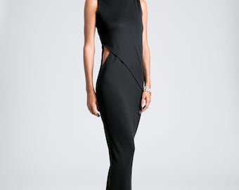 Formal Dress / Floor-Length Dress / Prom Dress / Party Dress / Formal Gown / Evening Gown / Mermaid Dress / Marcellamoda - MD0711