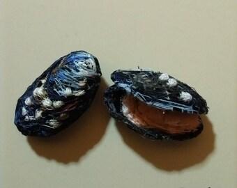 Pair of Mussels Artwork