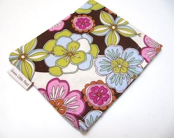 Reusable Snack Bag,  Flower Snack Bag, Reusable Snack Bag, Floral Flower Snack Bag, Back To School