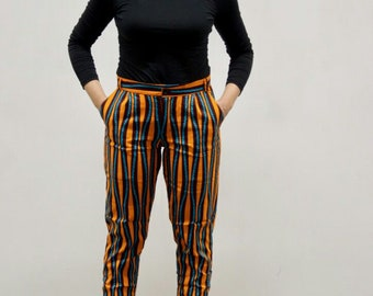 Ankara Cigarette Trousers