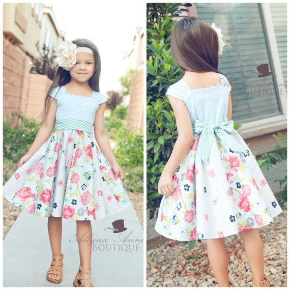 Buy 2 Get 1 Free.....Roxanne Cap Sleeve Knit Bodice Dress PDF Sewing ...
