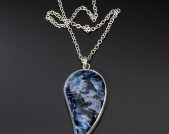 Midnight Talon Necklace