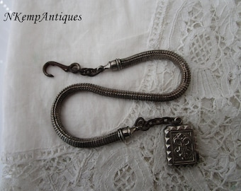 Antique watch fob for re-purpose