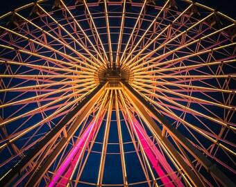 OCNJ Ferris Wheel -  Photography - Ocean City, NJ
