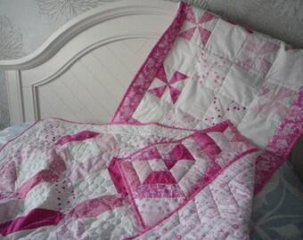 3 piece Baby Quilt Set