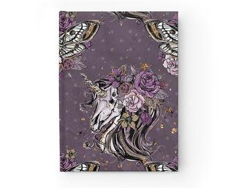 Zombie Unicorn Journal  Blank