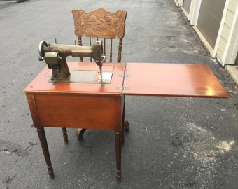Sewing Machine near mint condition