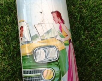 Vintage 1950s Patria Biscuit Tin Travel Pack