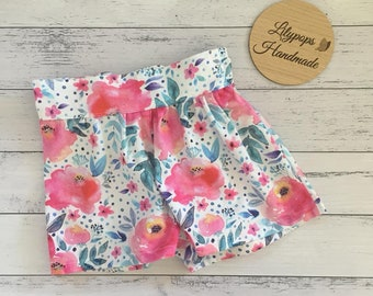 Floral Evie Shorts