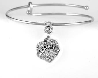 thelma Bracelet Thelma charm Bracelet Thelma Jewelry Thelma Charm Bracelet