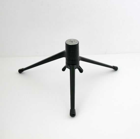 VIntage Table Top Tripod Ernst Leitz Wetzlar Germany Leica German Camera Stand Accessory