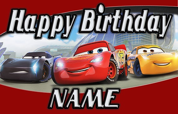 The Cars Wallpaper For Birthday