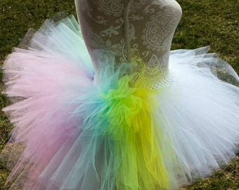 Unicorn Tutu, Unicorn Costume, Unicorn, Tutu, Unicorn Birthday, Unicorn Party, Rainbow Unicorn, Rainbow Tutu, Unicorn Halloween Costume
