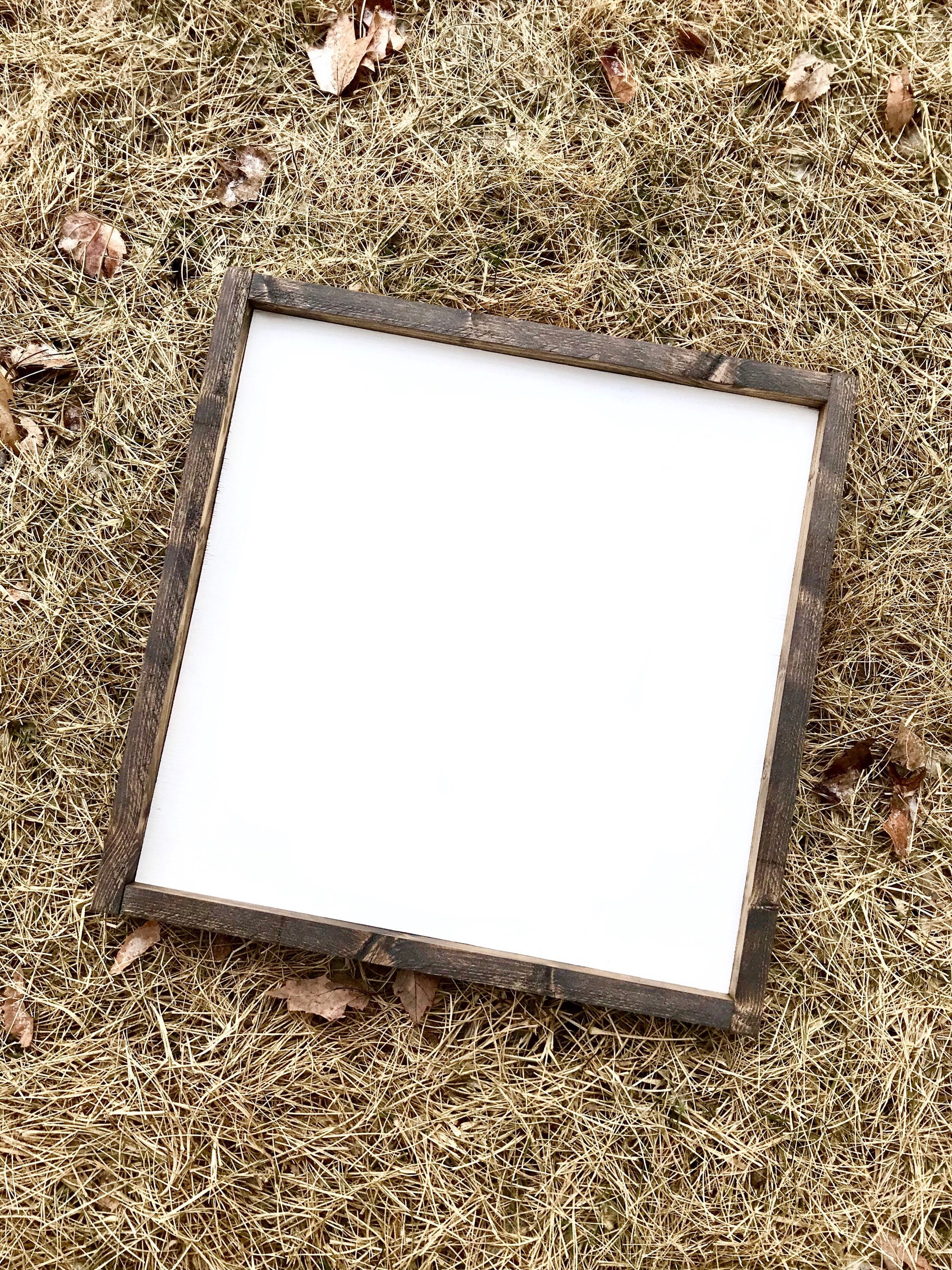Fein Make Your Own Wood Picture Frame Galerie - Rahmen Ideen ...