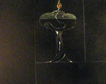 The Glass Lamp
