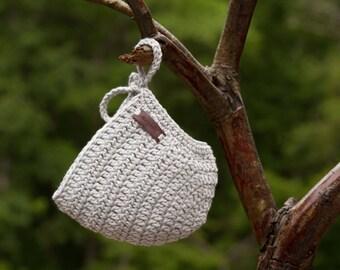Crochet Newborn Bonnet - Newborn Bonnet - Crochet Bonnet - Baby Bonnet - Infant Bonnet - Gray Rio Bonnet - Grey Baby Bonnet - Neutral Bonnet
