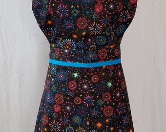 4th of July Woman's Apron #1