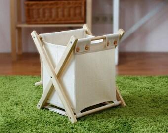 Hamper  Box for toys  Laundry basket organiser Toy storage Laundry basket