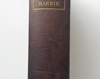 Tommy and Grizel by J.M. Barrie First Edition 1900 Cassell and Company