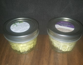 Hair and Body Butters