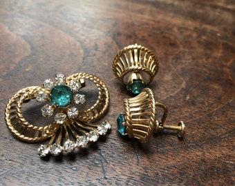 Van Dell Vintage Jewelry Set