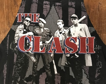 Used 2008 The Clash Cut Tee