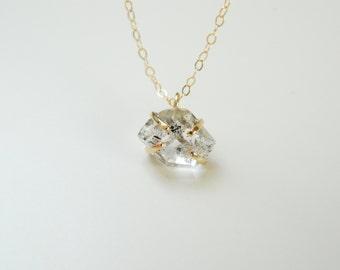 Necklace: Gem & Crystal