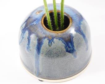Flower Ikebana - Pinfrog Vessel - Pinfrog Dish - Ikebana Flower - Ikebana Kenzan - Pot Ikebana - Bowl Ikebana - Pottery Ikebana - InStock