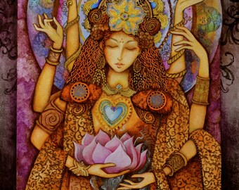 Quan Yin - Goddess of Compassion