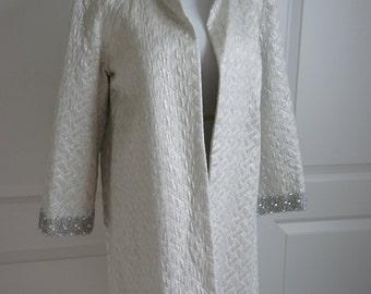 Silver Swing Coat