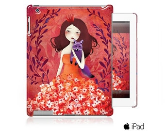 iPad - iPad mini Case - Purple Fox