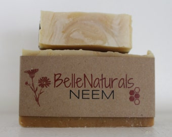NEEM - antifungal, scrubby, for the gardener and the dog