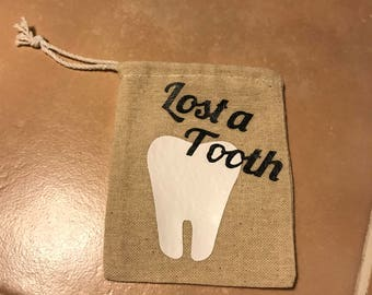 Lost a Tooth Bag